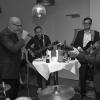 Die Hamburger Band Mannschaft beim Saturday Night Delight