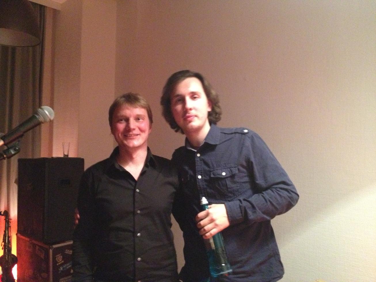 Mat und David